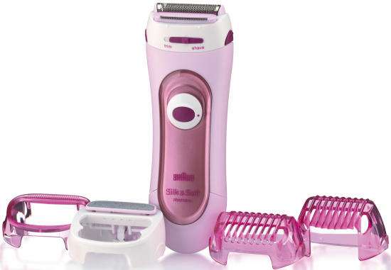 Braun Personal Care LS 5360 Lady Shaver_0