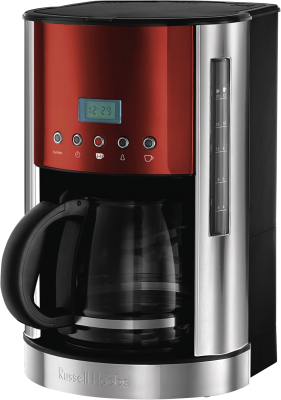 Russell Hobbs Jewels Digitale Glas-Kaffeemaschine_0