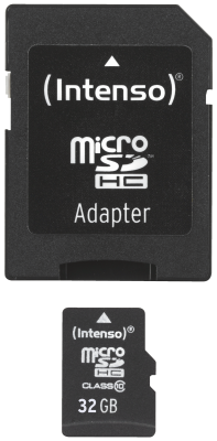Micro SD Card 32GB Class 10 inkl. SD Adapter_0