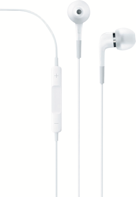 Apple In-Ear Headphones mit Fernbedienung und Mikrofon_0
