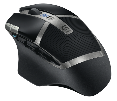 Logitech G602 Wireless Gaming Mouse_0