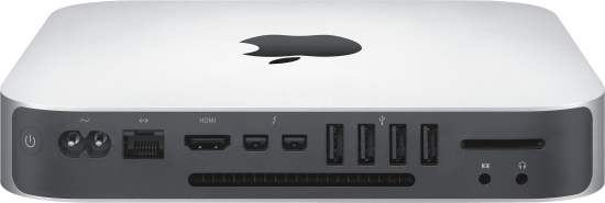Apple Mac mini dual-core i5 1.4GHz/4GB/500GB/HD Graphics 5000_0