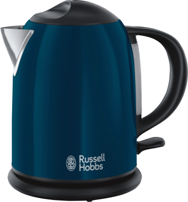 Russell Hobbs Colours Royal Blue Kompakt-Wasserkocher_0