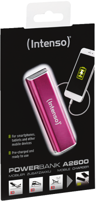 Powerbank ALU 2600_0