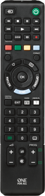 One For All URC 1912 Sony TV Remote_0