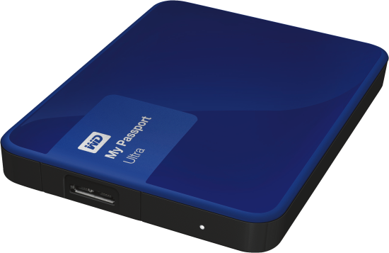 Western Digital My Passport Ultra 500GB USB 3.0_0