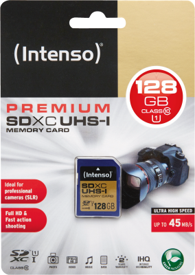 SD Card 128GB UHS-I SDXC_0