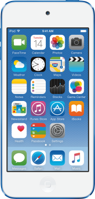 Apple iPod touch 32GB (6. Generation)_0
