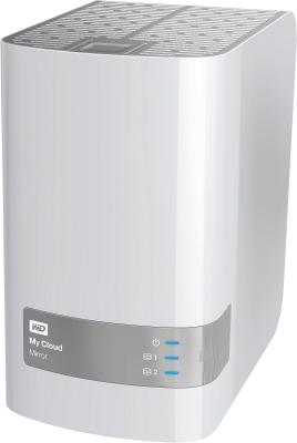 Western Digital My Cloud Mirror 6TB (Gen 2)_0