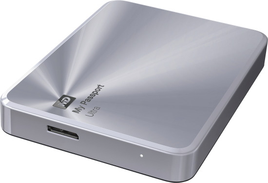 Western Digital My Passport Ultra Metal Edition 3TB USB 3.0_0