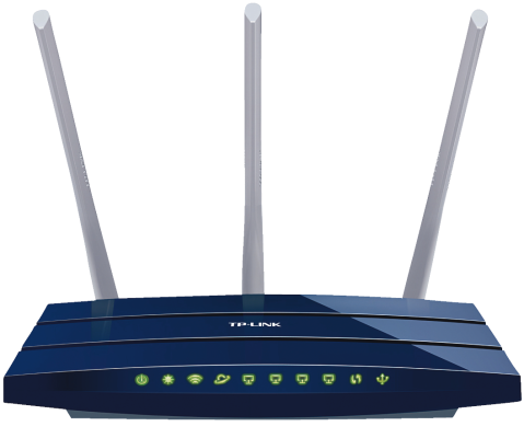 TL-WR1043ND WLAN Router 450Mbit/s_0