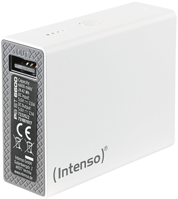 Intenso Powerbank Softtouch ST6600_0