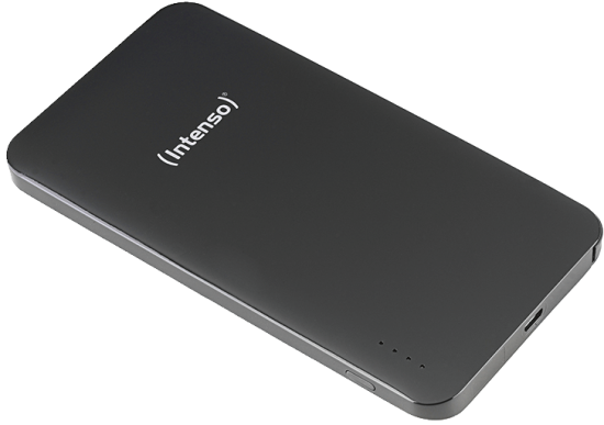 Intenso Powerbank Slim iDual 5000mAh_0