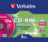 CD-RW 700 12X 5er SL SERL Colour