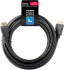 SL-4414-BK-500 HIGH SPEED HDMI Cable, 5m