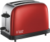 Colours Flame Red Toaster