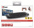 Wireless Keyboard & Mouse for TV, PC, PS & Media Player DE