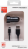 USB Car Charger + Micro-USB cable