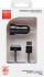 USB Car Charger + 30-pin cable iPhone4/4S