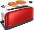 Colours Flame Red Langschlitz-Toaster