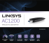 Linksys WLAN USB-Adapter WUSB6300 AC1200