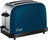 Colours Royal Blue Toaster