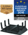 R8000 Triband WLAN Router X6 AC3200 Nighthawk