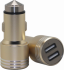 USB Car Charger DUAL BULLET EXTREME 3.1A