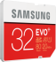 EVO+ 32GB SDHC Card 80MB/s