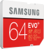 EVO+ 64GB SDXC Card 80MB/s