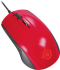 Rival 100 Gaming Mouse, forged red
