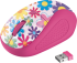 Primo Wireless Mouse flowers