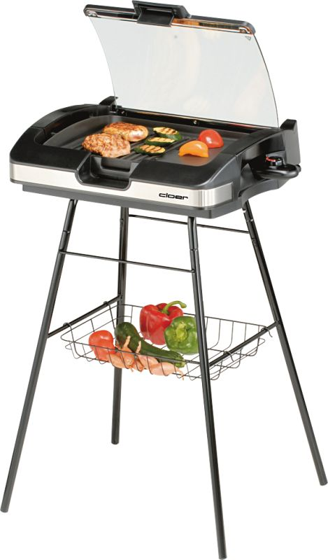 Barbecue-Standgrill 6720