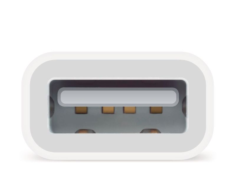 Lightning auf USB Kamera Adapter