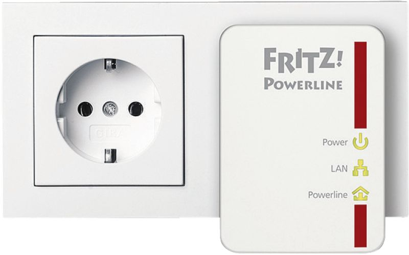 FRITZ!Powerline 510E Set