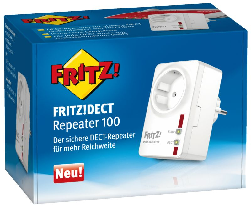 FRITZ!DECT Repeater 100