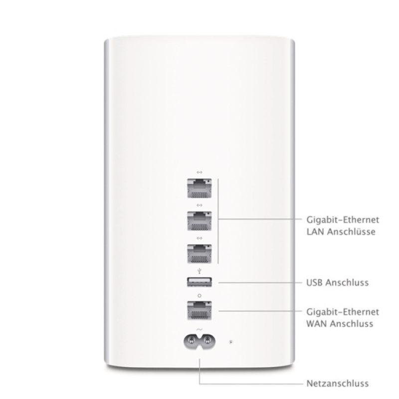 AirPort Time Capsule 802.11AC 3TB