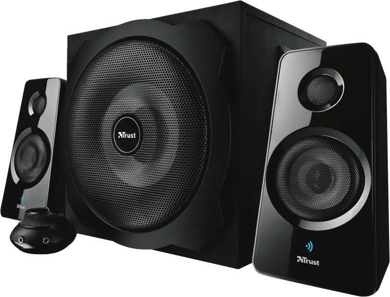 Tytan 2.1 Subwoofer Speaker Set with Bluetooth