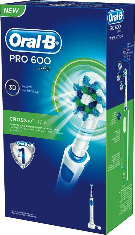 PRO 600 CrossAction