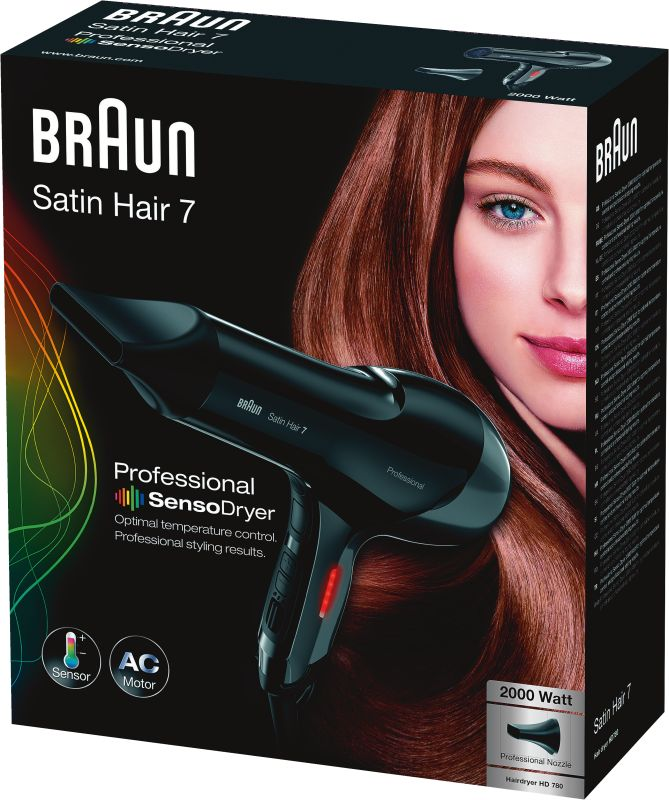 HD 780 Satin Hair