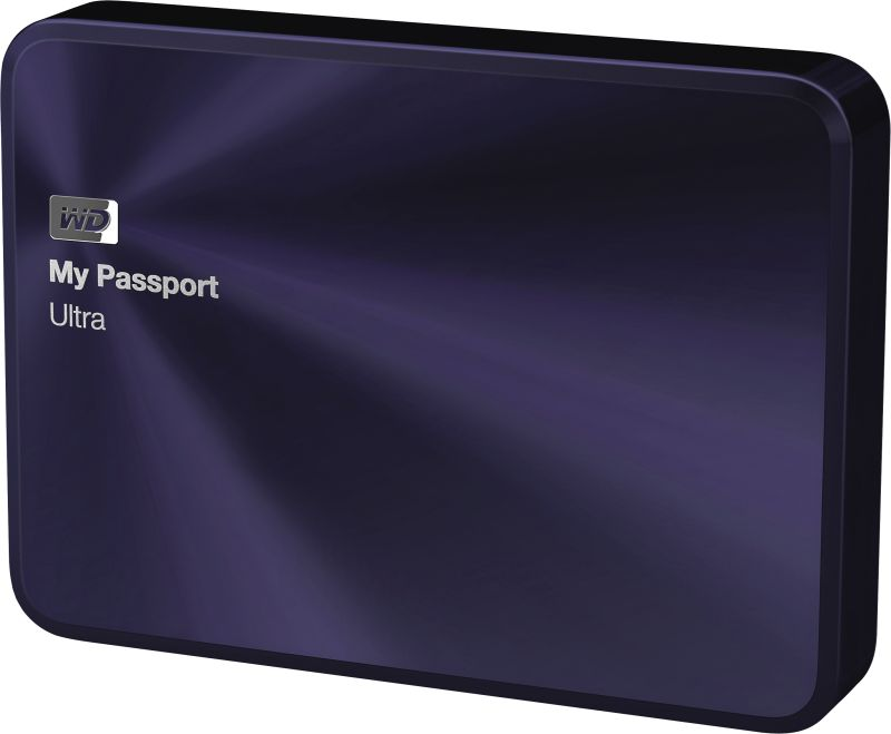 My Passport Ultra Metal Edition 2TB USB 3.0