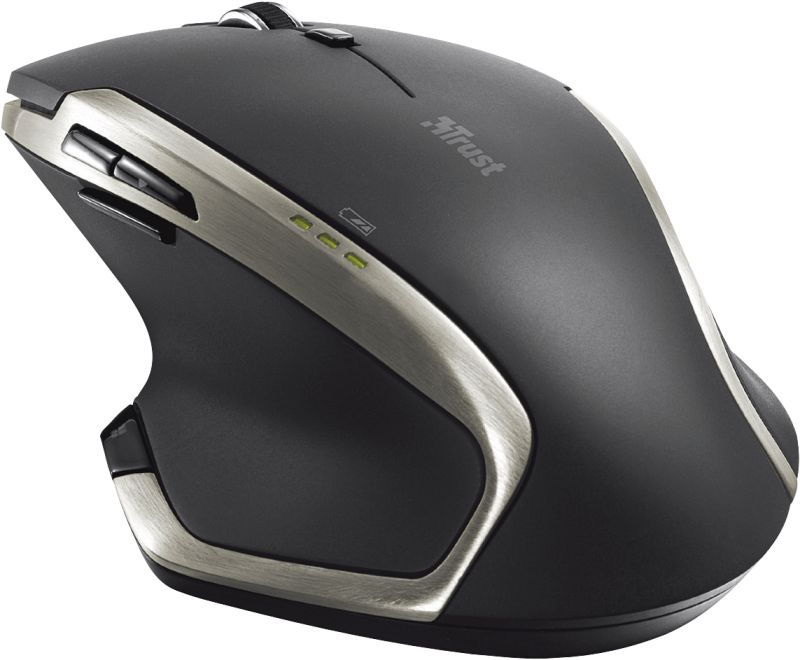 Evo Advanced Laser Mouse