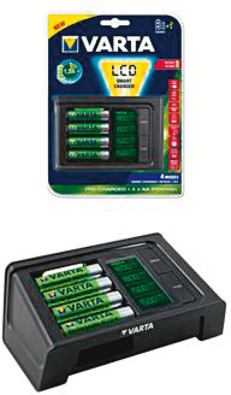 LCD Smart Charger