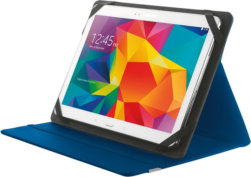 Artikelbild Trust Primo Folio Case with Stand for 10 Zoll tablets Blau