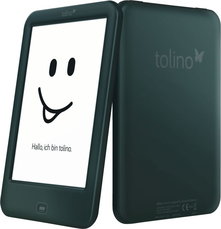 tolino ebook reader shine 2 hd electronicpartner deutschland. Black Bedroom Furniture Sets. Home Design Ideas