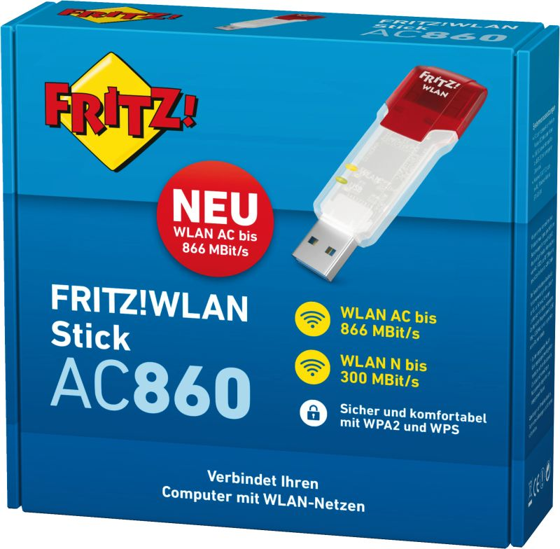 FRITZ!WLAN Stick AC 860