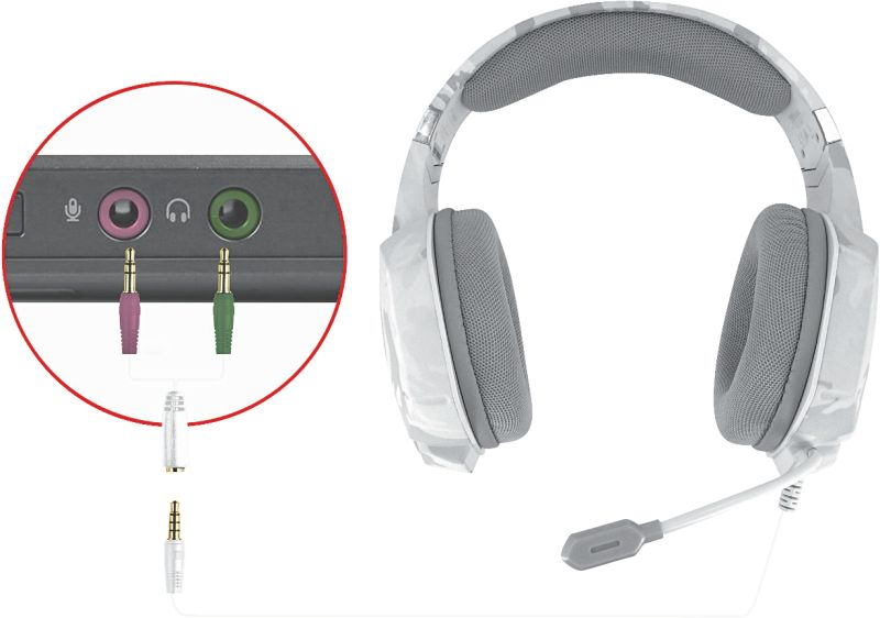 GXT 322W Gaming Headset
