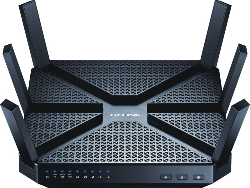 Archer C3200 AC3200 Triband-Gigabit-WLAN-Router