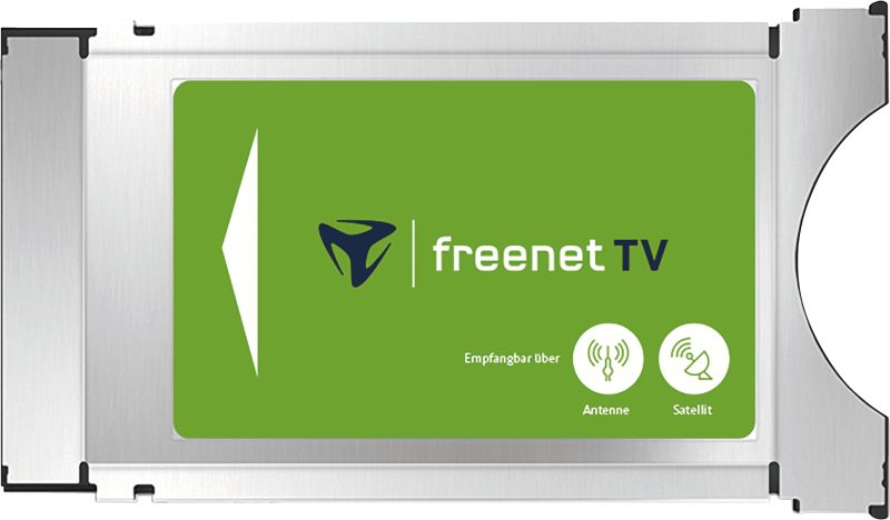 freenet TV CI+ Modul DVB-T2 HD/DVB-S2
