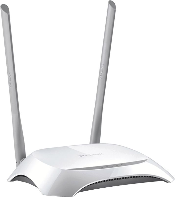 TL-WR840N WLAN-Router 300Mbit/s
